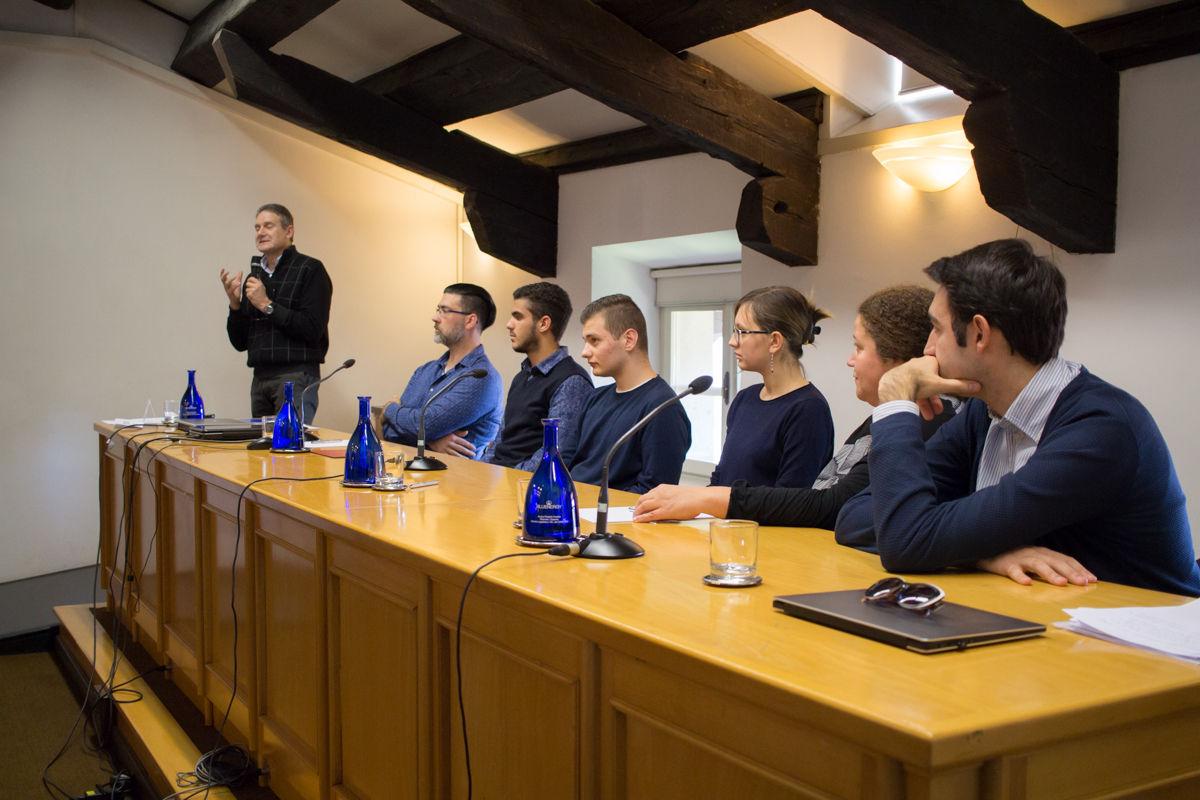 Relatori al Convegno Lean Organization