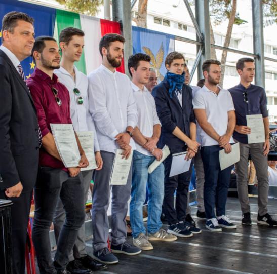 FESTA PER  LA FINE DEI CORSI 2017/2019