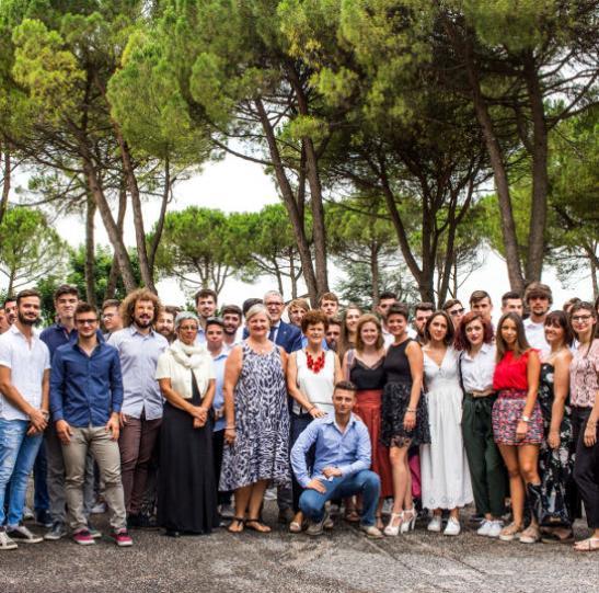 77 Tecnici Superiori MITS festeggiano la fine dei corsi ITS